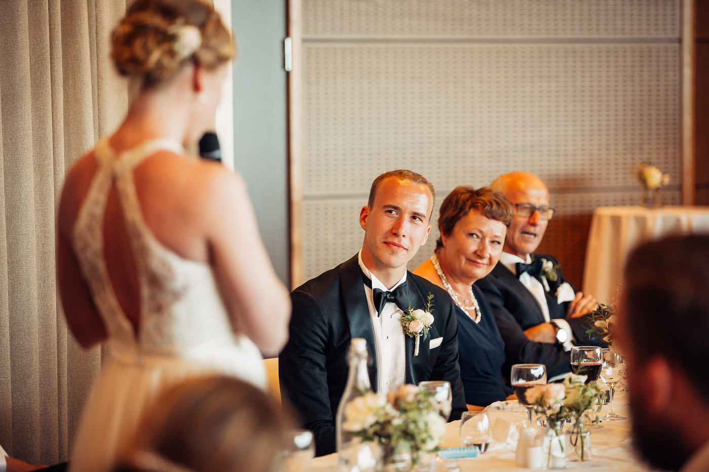 Mette & Lars - eventyrlig sommerbryllup i Grimstad Strand Hotell Fevik Bryllup 1