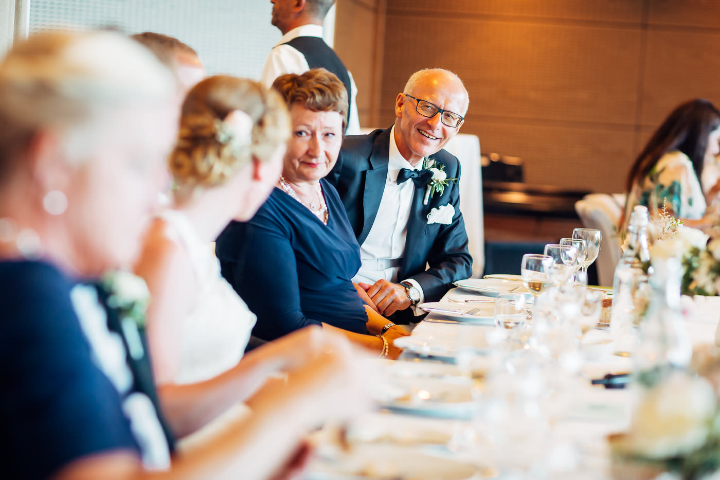 Mette & Lars - eventyrlig sommerbryllup i Grimstad Strand Hotell Fevik Bryllup 13