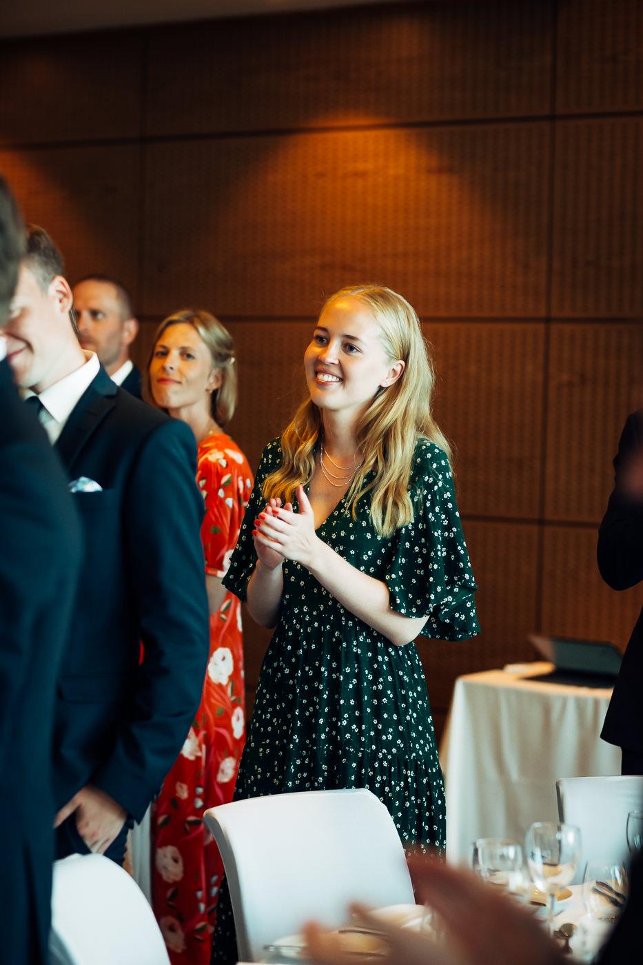 Mette & Lars - eventyrlig sommerbryllup i Grimstad Strand Hotell Fevik Bryllup 16