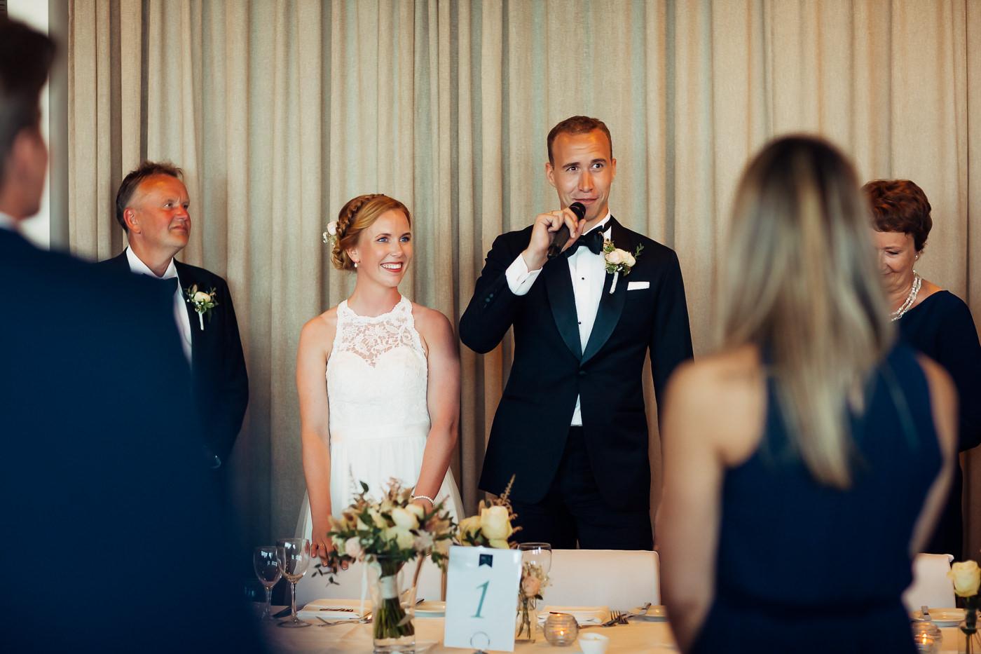 Mette & Lars - eventyrlig sommerbryllup i Grimstad Strand Hotell Fevik Bryllup 17