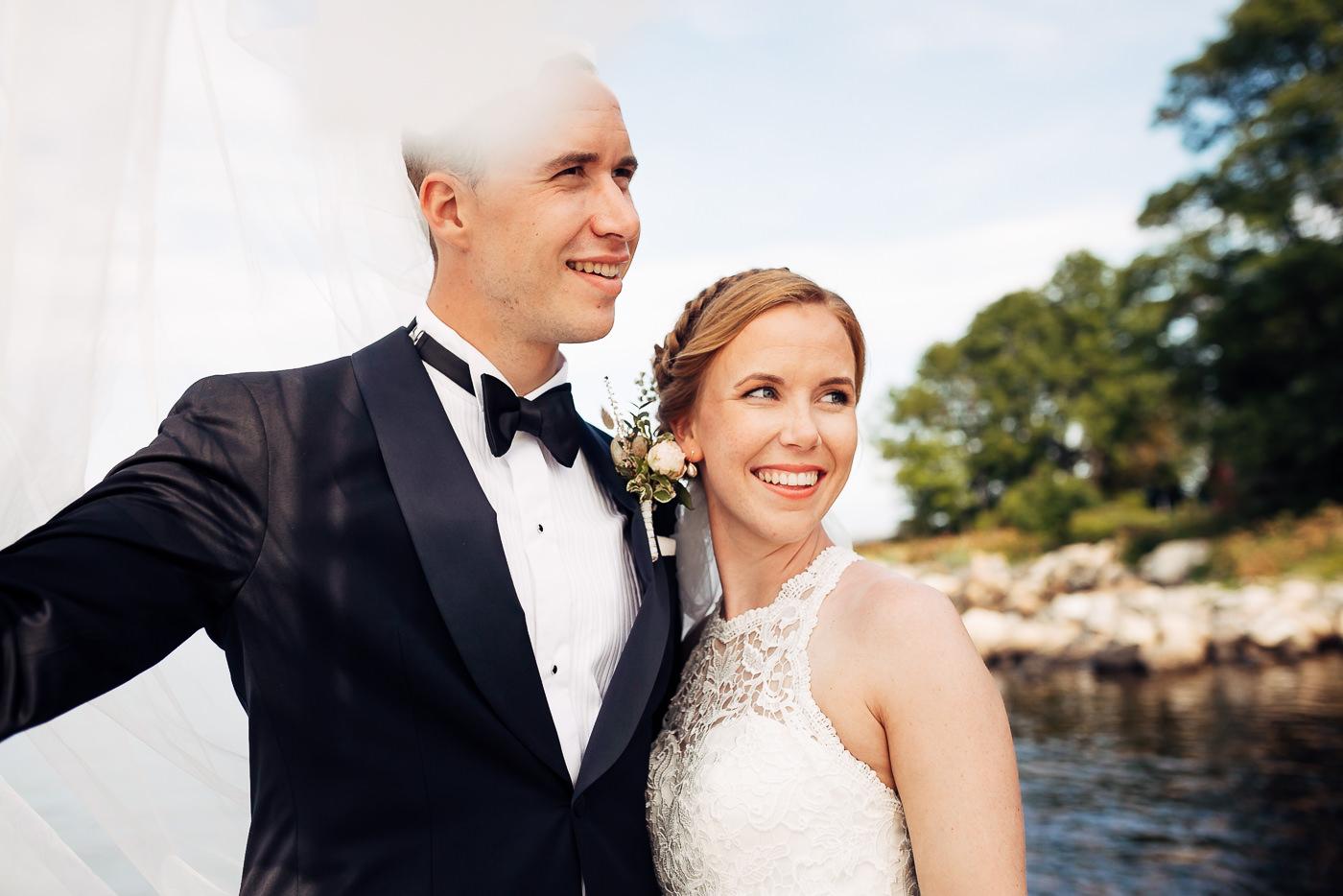 Mette & Lars - eventyrlig sommerbryllup i Grimstad Strand Hotell Fevik Bryllup 27