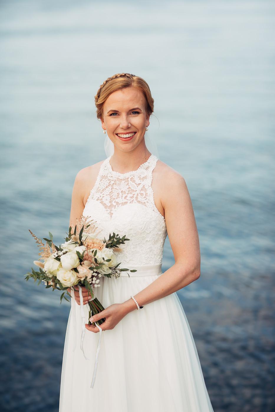 Mette & Lars - eventyrlig sommerbryllup i Grimstad Strand Hotell Fevik Bryllup 28