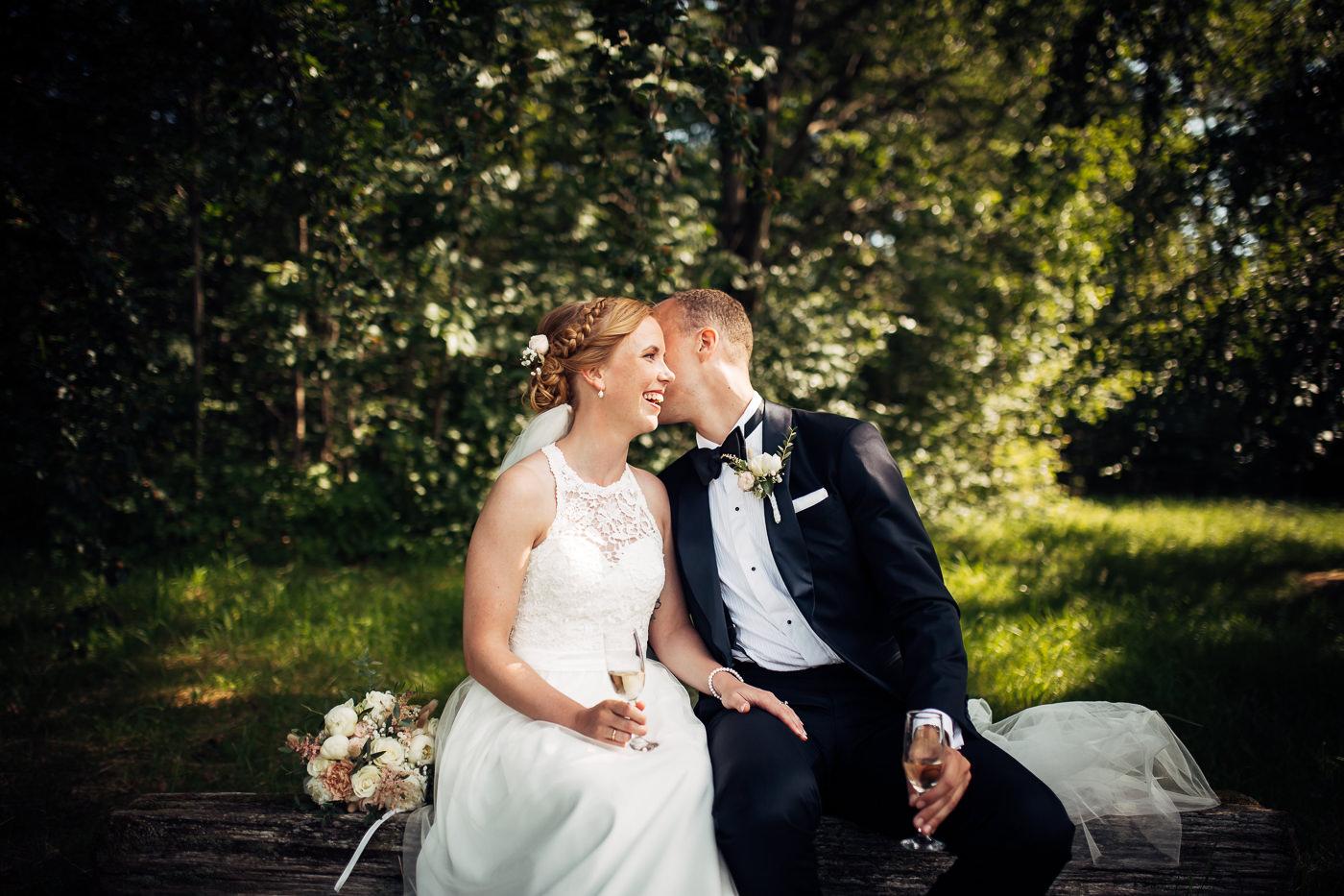 Mette & Lars - eventyrlig sommerbryllup i Grimstad Strand Hotell Fevik Bryllup 32