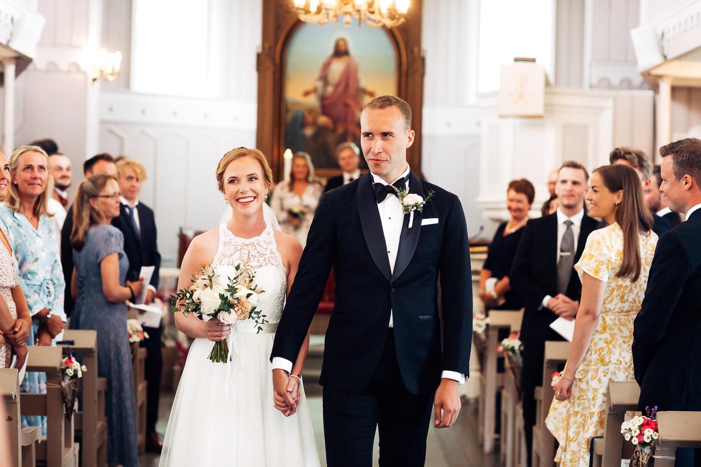 Mette & Lars - eventyrlig sommerbryllup i Grimstad Strand Hotell Fevik Bryllup 44