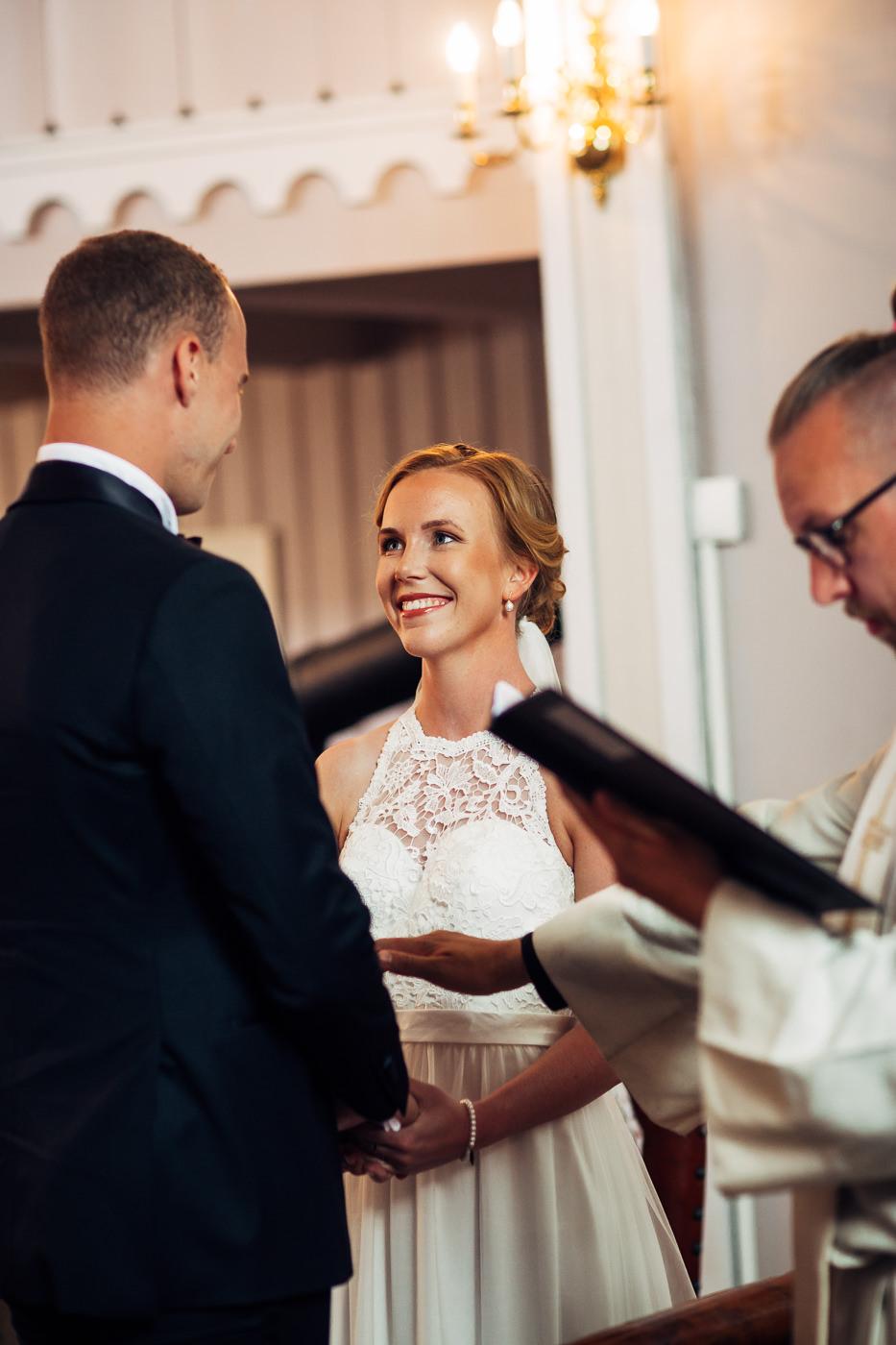 Mette & Lars - eventyrlig sommerbryllup i Grimstad Strand Hotell Fevik Bryllup 47
