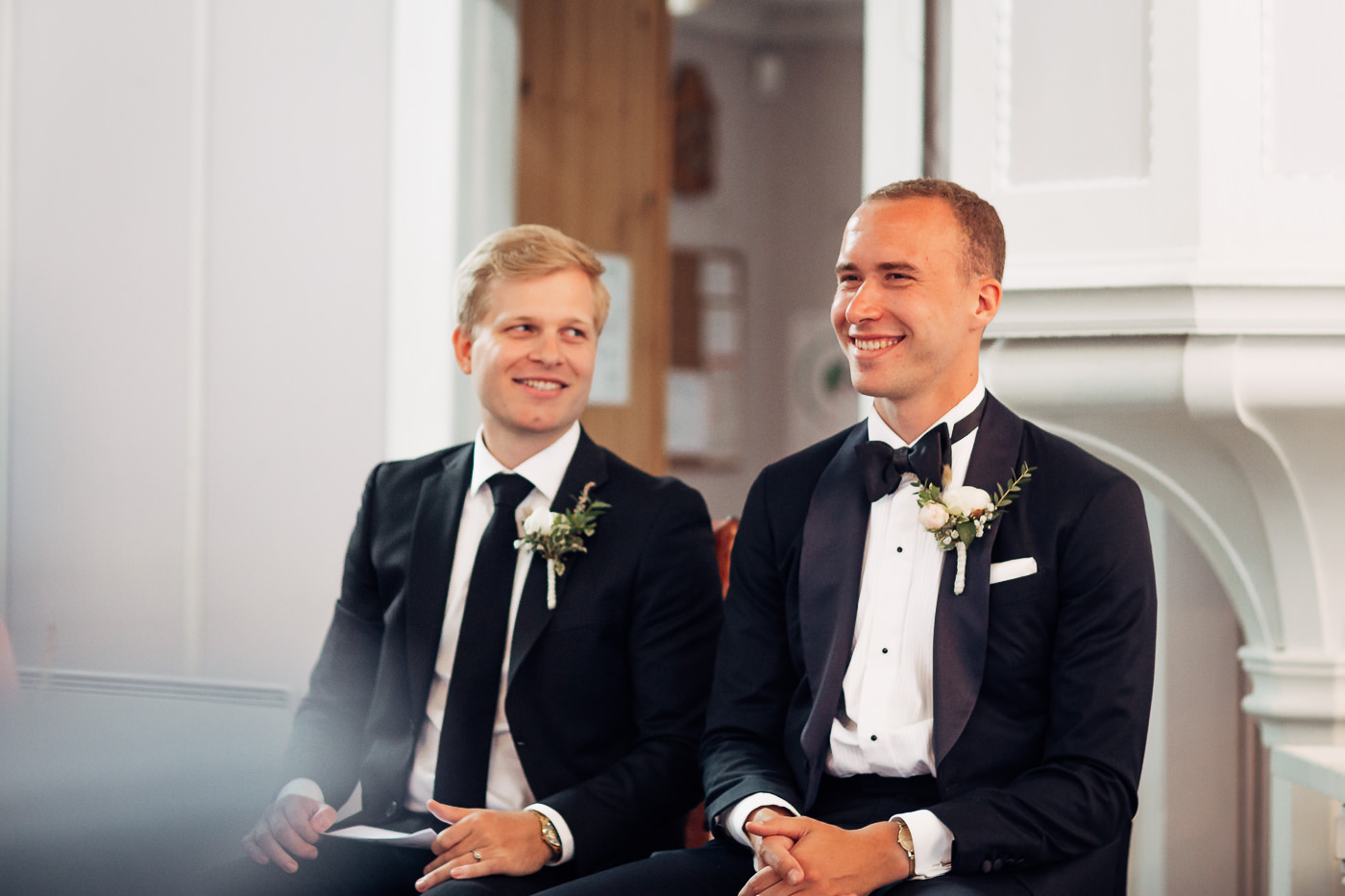 Mette & Lars - eventyrlig sommerbryllup i Grimstad Strand Hotell Fevik Bryllup 49