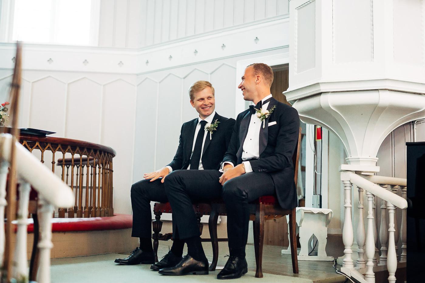 Mette & Lars - eventyrlig sommerbryllup i Grimstad Strand Hotell Fevik Bryllup 53