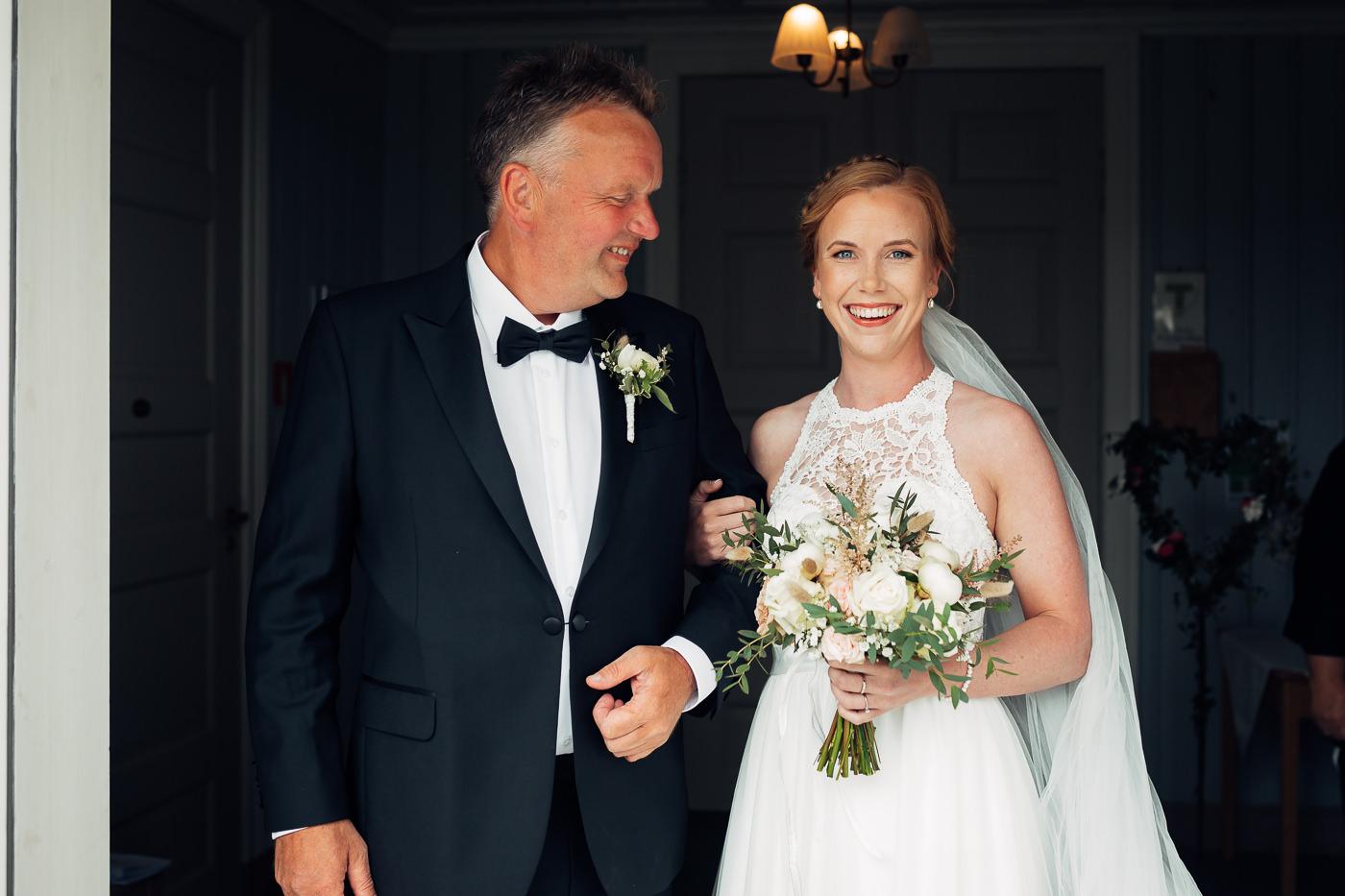 Mette & Lars - eventyrlig sommerbryllup i Grimstad Strand Hotell Fevik Bryllup 54