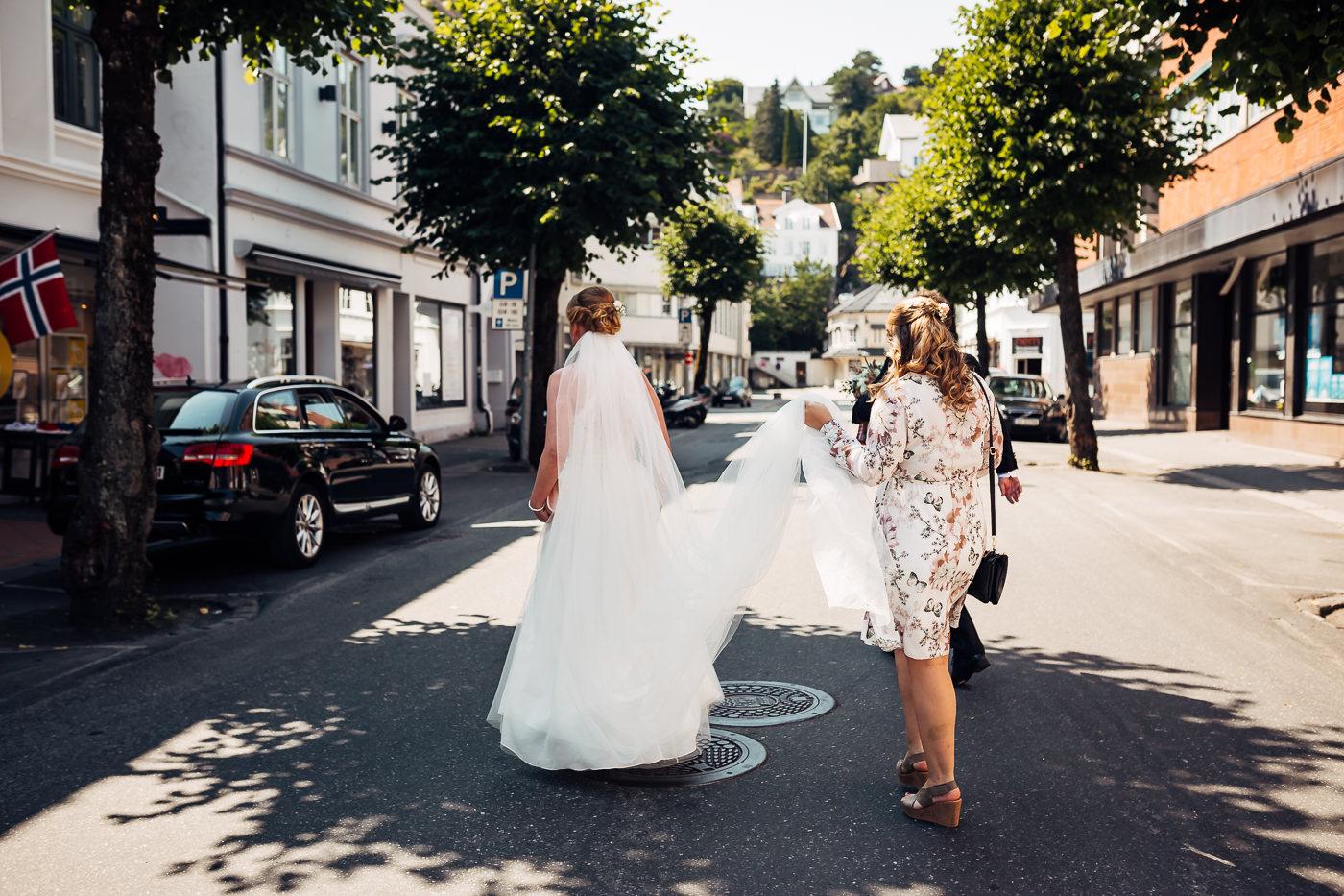 Mette & Lars - eventyrlig sommerbryllup i Grimstad Strand Hotell Fevik Bryllup 59