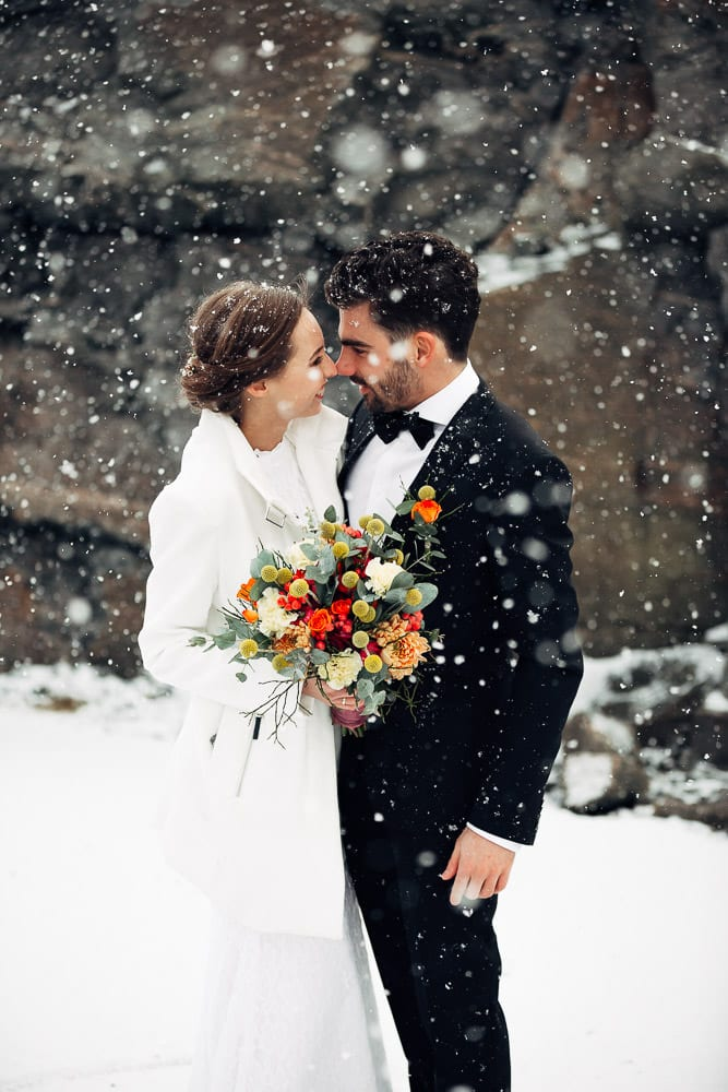 Koronavirus og bryllupsplaner - hva nå? Vinterbryllup bilder Bergen Sotra 14
